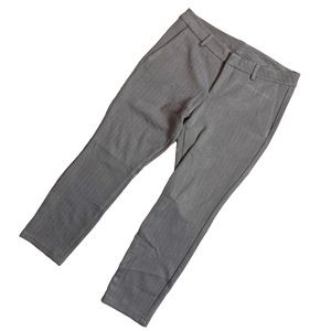 Kut from the Kloth Gray Skinny Ankle Dress Pants